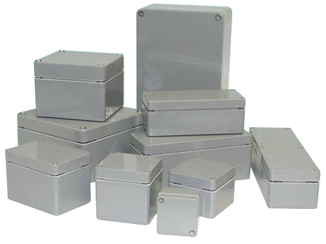 Kunststoff- Gehäuseserie KS103